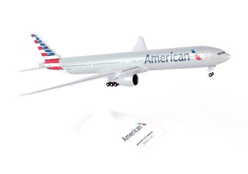 daron skymarks skr715 american 777-300 nuevo livery airplan