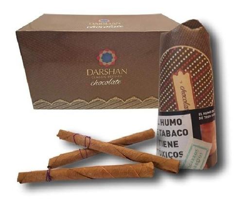 darshan beedies bidi pack x100 cigarritos cigarros chocolate