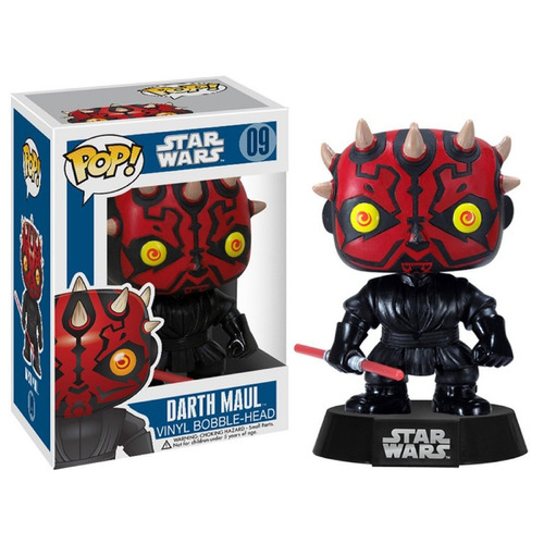 darth maul funko pop star wars