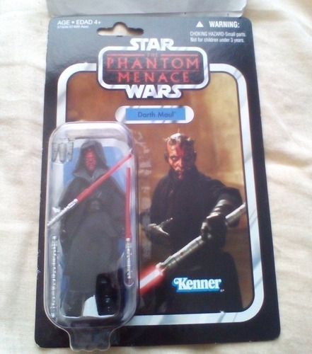 darth maul vintage