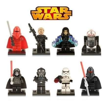 darth sidious sheev p star wars lego bloques de construccion