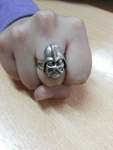 darth vader anillo  metal