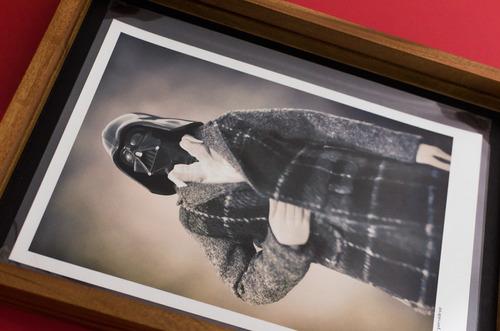 darth vader for president fotografia arte contemporaneo