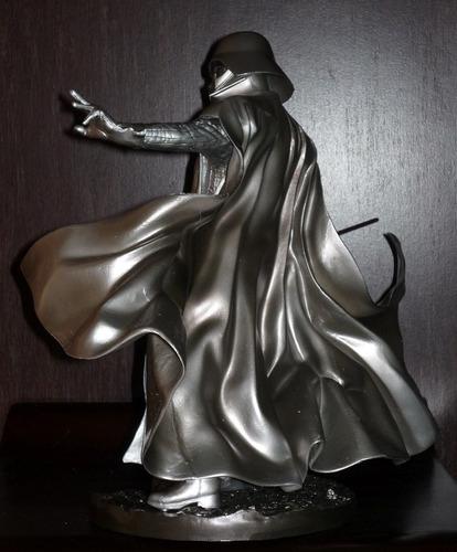 darth vader kotobukiya silver