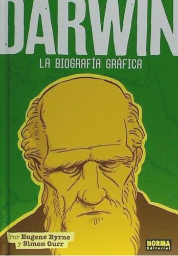 darwin. la biografia gráfica(libro )