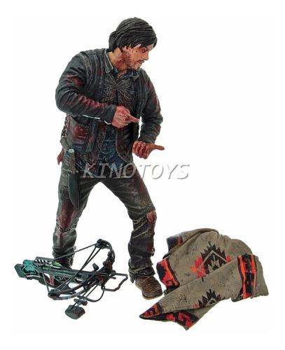 daryl dixon the walking dead mcfarlane toys mft-9126