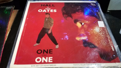 daryl hall john oates one on one us remix vinilo maxi uk