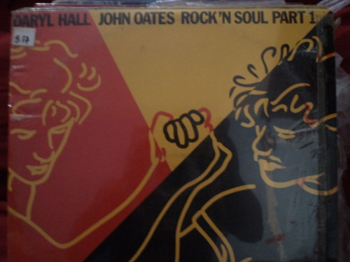 daryl hall & john oates - rock 'n soul part 1 -  lp