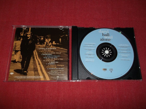 daryl hall - soul alone cd imp ed 1993 mdisk