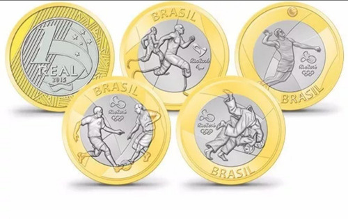 das coleção moeda