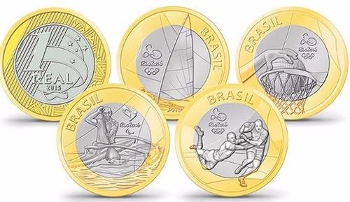 das coleção, moedas