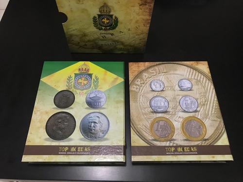 das moedas coleção