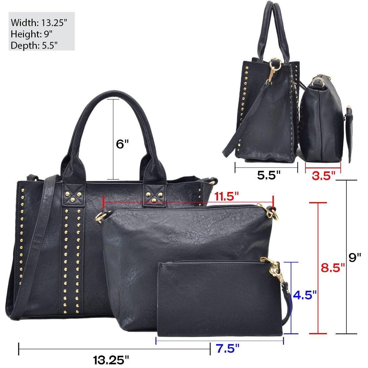 3c828b739 dasein diseñador monedero cartera bolso imitación cuero b. Cargando zoom.