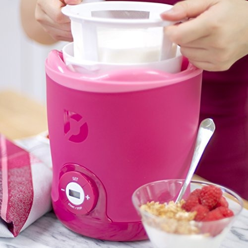 dash griego yogurt maker