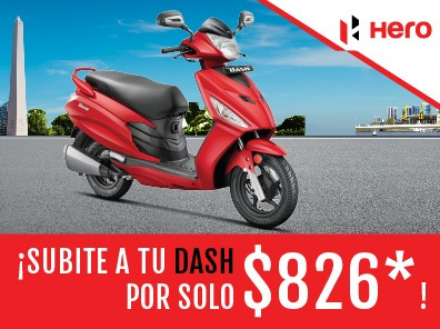 dash hero scooter