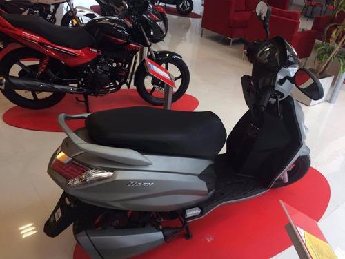 dash scooter hero argentina - india - 3 años de garantía