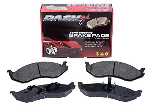 Dash4 MD459 Semi-Metallic Brake Pad