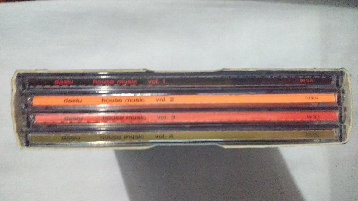 cd daslu house music box collection