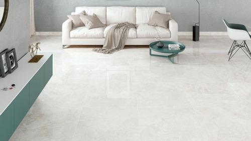dassel crema   porcelanato mármol pulido 75x75