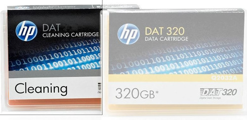 dat 320 cleaning cartridge q2039a