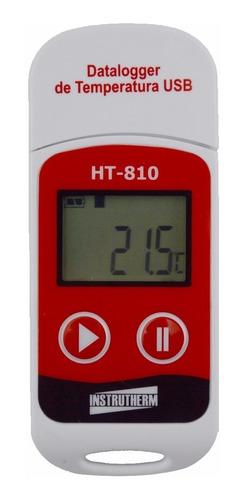 data logger coletor de temperatura termometro usb datalogger