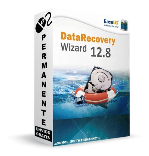 data recovery wizard 12.8 - recupera datos borrados