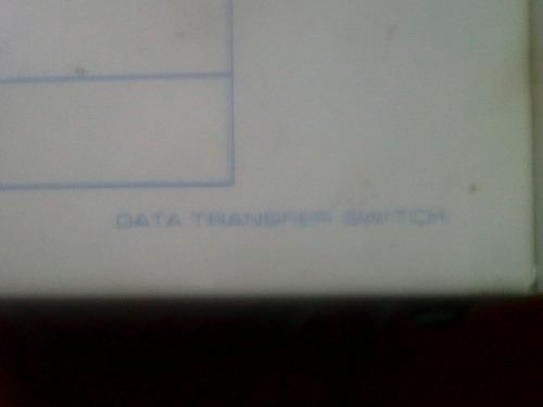 data transfer switch