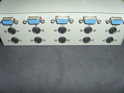 data transfer switch de video