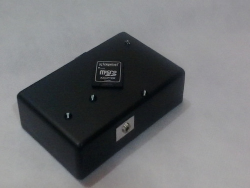 datalogger c/ cartão sd 2gb  p/ anemômetro wrf mapa eólico