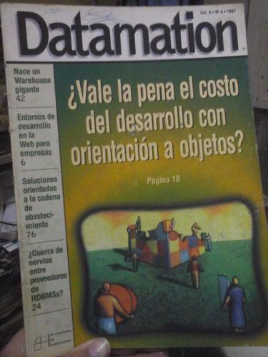 datamation vol. 6 n°4 1997