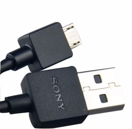datos sony cable