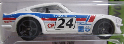 datsun 240z escala 1/64 coleccion hot wheels