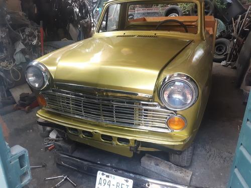 datsun 320,  1963