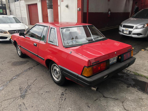 datsun hard top transmision manual 4cil 1983