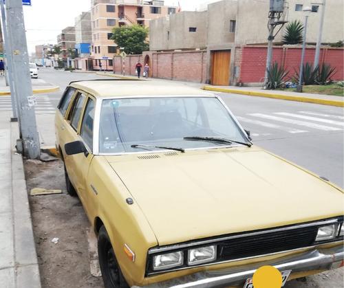 datsun stanza j15 station wagon 1982 en venta en lima perú