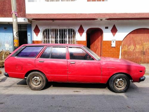 datsun station wagon año 1982