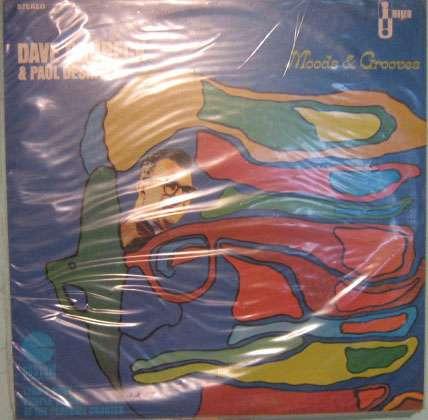 dave brubeck & paul desmond  -  moods & grooves  -  1982