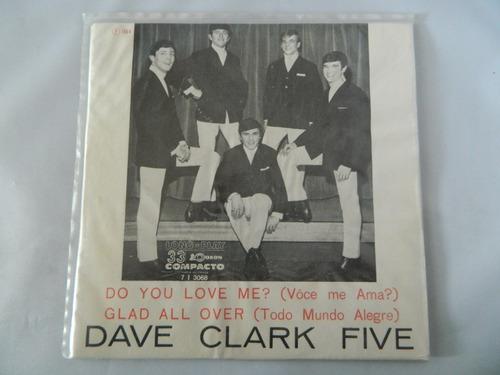 dave clark five 1964 do you love me - compacto ep 38