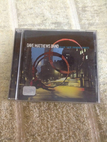 dave mattews band disco compacto edicion mexicana