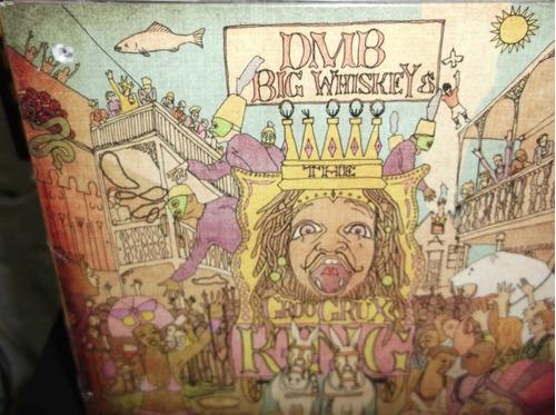 dave matthews band big whiskey cd sellado digipak