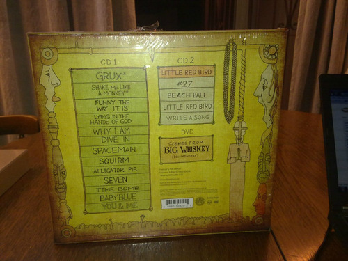 dave matthews band-combo europe09+big whiskey super deluxe