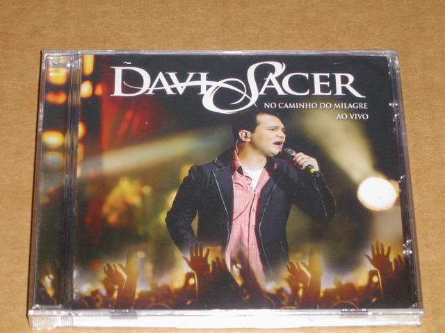 dvd davi sacer caminho de milagres