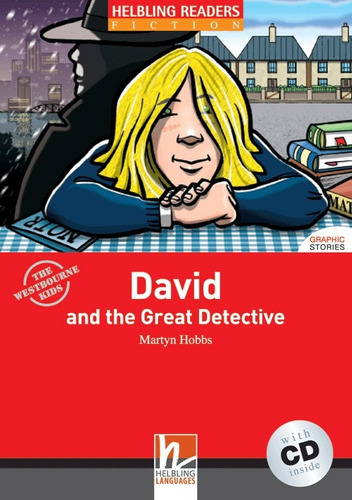 david and the great detective - level 1 - helbling languages