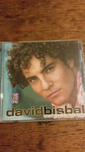 david bisbal  corazon latino