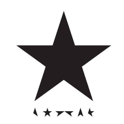 david bowie - blackstar (itunes)