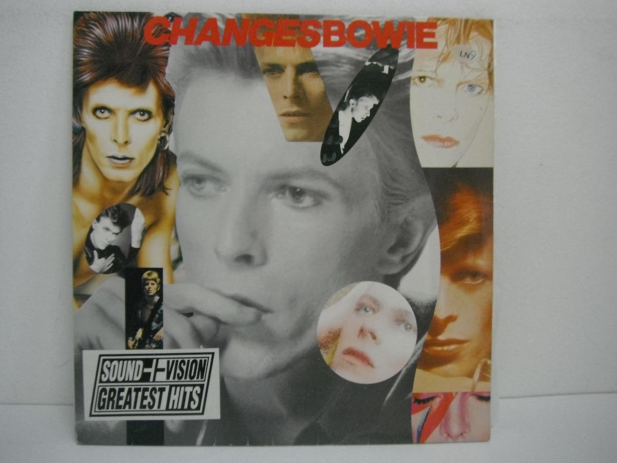 David Bowie Changes Bowie Album Duplo Capa Dupla Ótimo