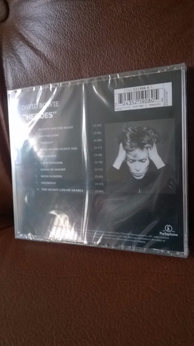 david bowie heroes (cd)