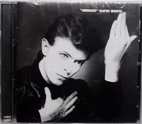 david bowie - heroes - cd nuevo