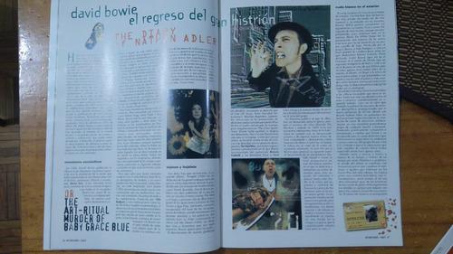 david bowie keybord magazine nro 54 ed. española