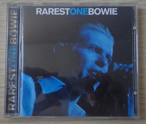 david bowie - rarestonebowie - cd importado